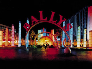 Haunted Bally's