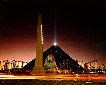 Haunted Luxor