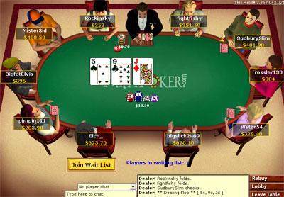 Noble poker cashout